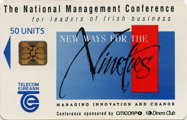 Irish Management Institute (IMI) New Ways for the Nineties Front