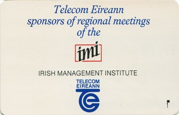 Irish Management Institute (IMI) New Ways for the Nineties Back
