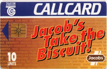 Jacob's Take the Biscuit! Front