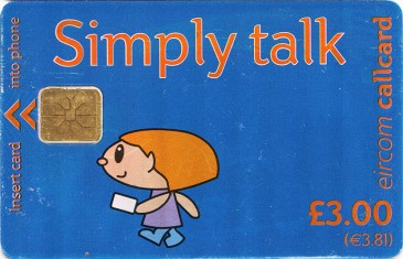 Simply Talk £3 ODS OP Literature Front