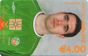 Mark Kennedy - World Cup 2002