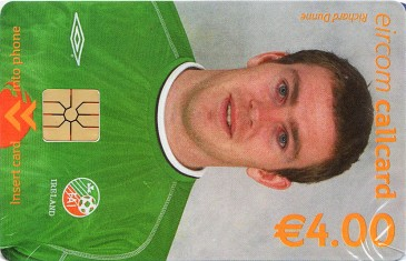 Richard Dunne - World Cup 2002