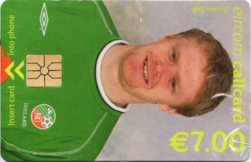 Damien Duff - World Cup 2002