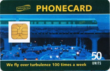 Enterprise Phonecard 50 Unit