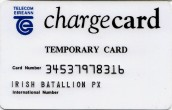 Army Chargecards