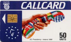 EC Presidency '90