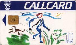Design a Callcard '93