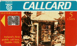 Call Box (Yesteryear)
