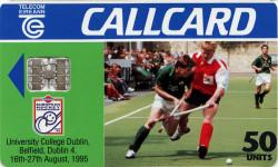Nissan European Hockey '95