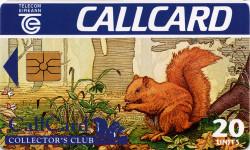 CallCard Collectors Club
