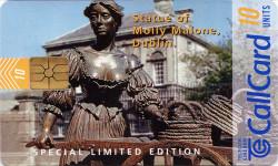 """Big Challenge"" Callcard Fair '97 Molly Malone"