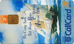 The Cutty Sark Tall Ships Race