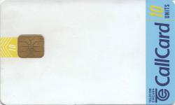 Telecom Eireann Blank Promotion Card
