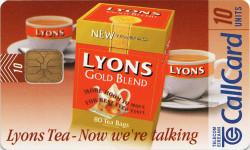 Lyon's Tea