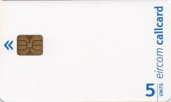 Eircom Blank Promotion Card