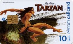 Tarzan Leaping