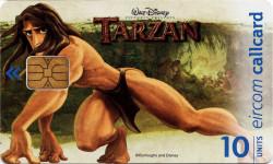 Tarzan Stretching