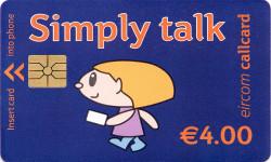 Simply Talk €4