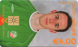 Andy O' Brien - World Cup 2002