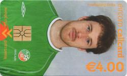 Kenny Cunningham - World Cup 2002
