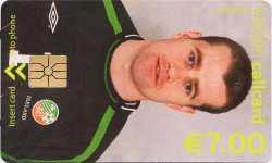 Shay Given - World Cup 2002
