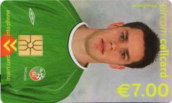 Steve Finnan - World Cup 2002