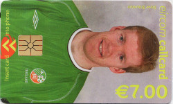 Steve Staunton - World Cup 2002