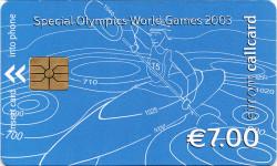 Special Olympics €7