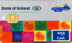 Ennis Information Age Town BOI Visa Cash card