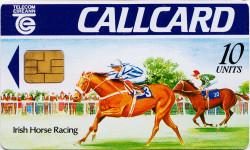 Irish Horse Racing Test Card (Intel)
