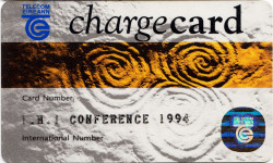 Irish Management Institute (IMI) conference 1994 Chargecard