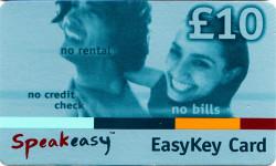 Esat Digifone Speakeasy EasyKey card