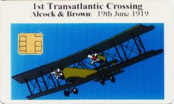 Alcock & Brown Gemplus version