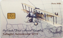 Tallaght Aerodrome - Avro 504K