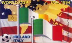 World Cup 1994 - Italy (error)