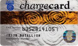 Telecom Eireann Army Chargecard