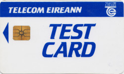 ORGA Test Card