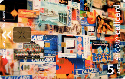 20 years on from the last Callcard Collectors Fair