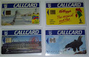Advertising, special and limited edition Callcards